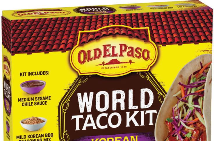 Old El Paso World Taco Kits Bring New Flavors Taco Night