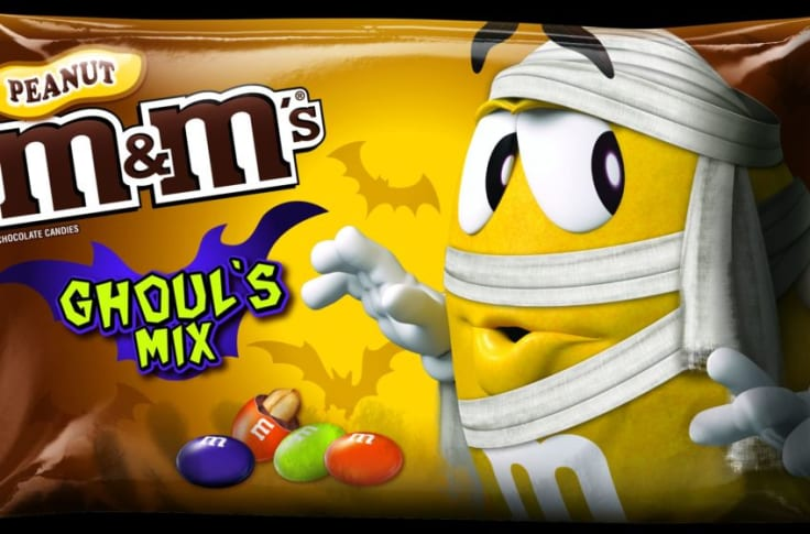 M M S Halloween Candies Ranked Classic Halloween Candy Or Food Trends