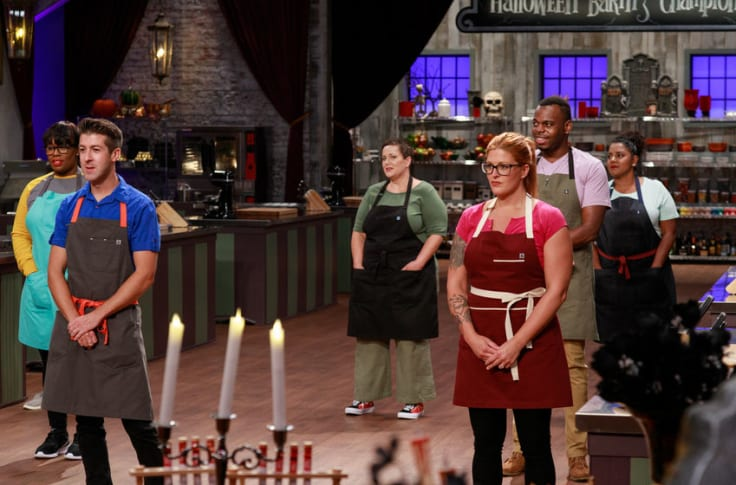 Halloween Baking Championship 2020 Free Episodes Streaming Halloween Baking Championship Season 6 episode 3: Vampire feast