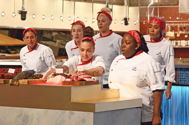 Hell S Kitchen Season 19 Episode 7 Preview Fishy Palates