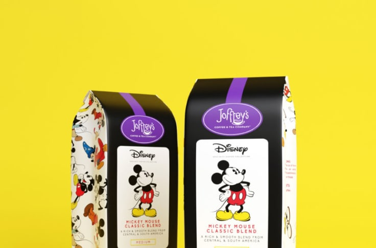 Mickey Mouse Classic Blend Joins Joffrey S Disney Coffees