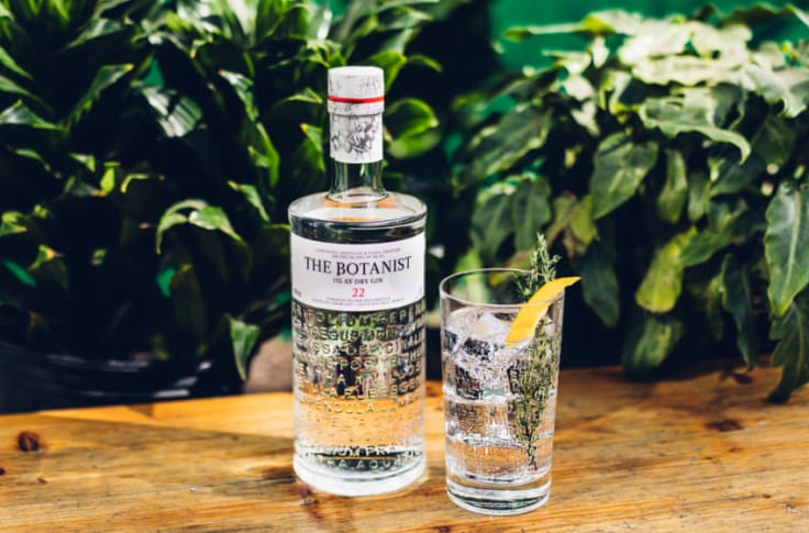 The Botanist Islay Dry Gin Uses Gin And Tonic Cocktails To Support Irc