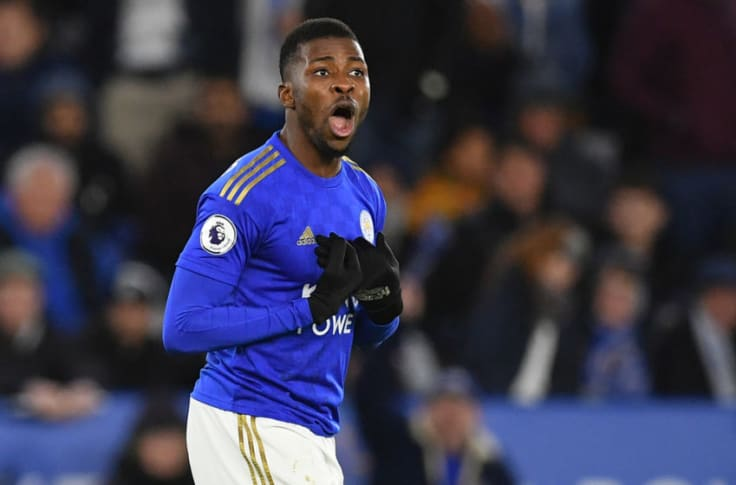 Leicester City consider selling Kelechi Iheanacho