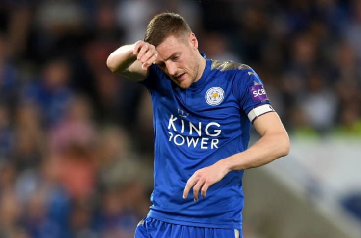 Leicester City Players Are Behind Claude Puel Insists Jamie Vardy