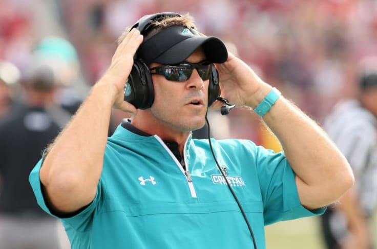 South Carolina Football Gamecocks Head Coaching Search Ramping Up