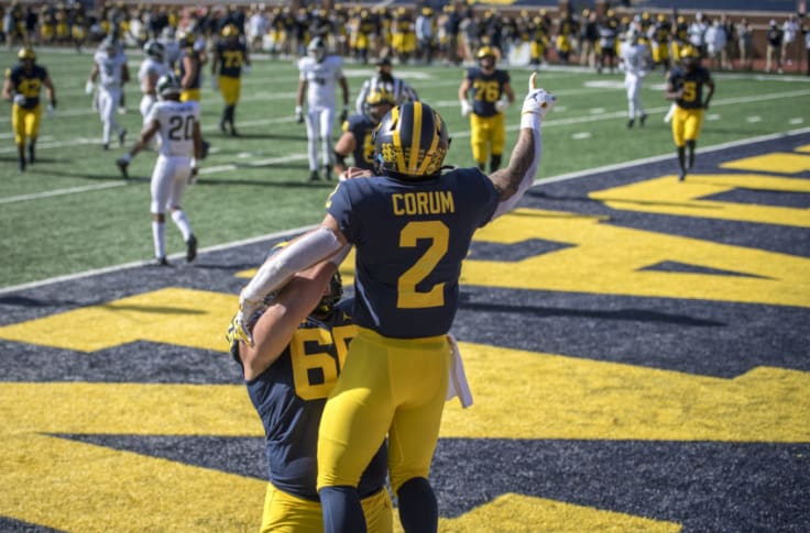 michigan football 3 ways wolverines can fix things vs indiana michigan football 3 ways wolverines