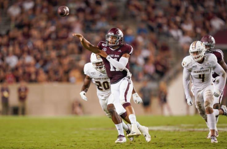 Texas A M Football Score Prediction Vs Clemson