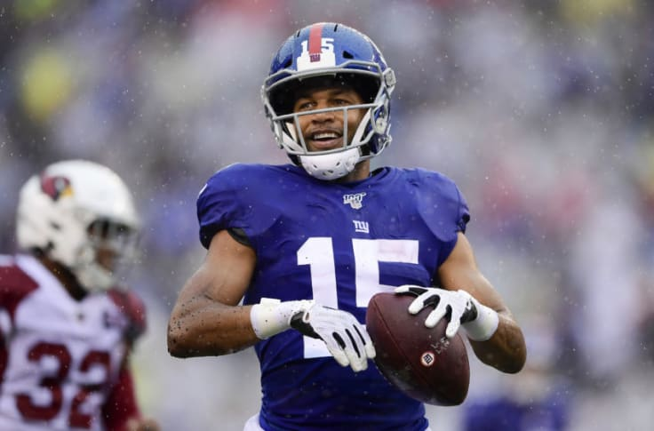 Would it be prudent for NY Giants to move on from Golden Tate?