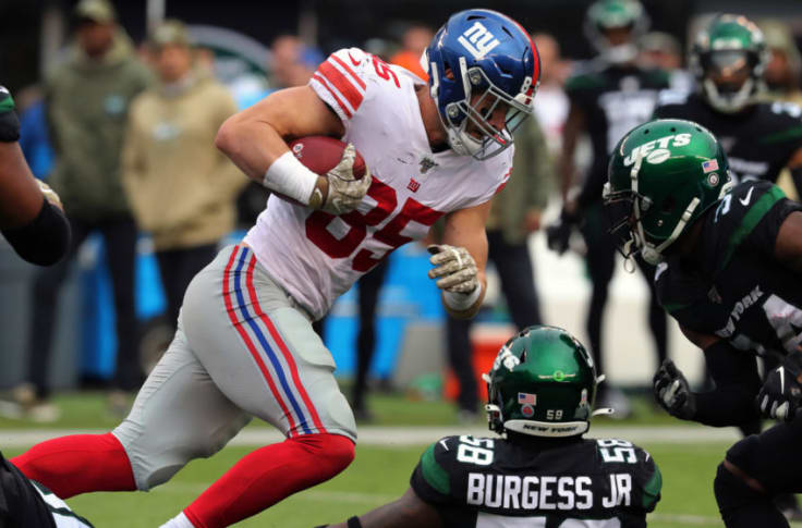 Ny Giants Rhett Ellison Calls It A Career Ahead Of 2020 Season