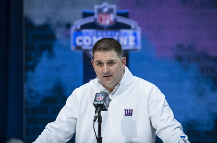 Ny Giants No Need To Overreact To Joe Judge S Comments At Combine