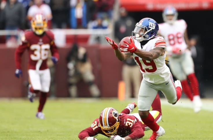 Ny Giants Bring Back Corey Coleman For 2020 Season