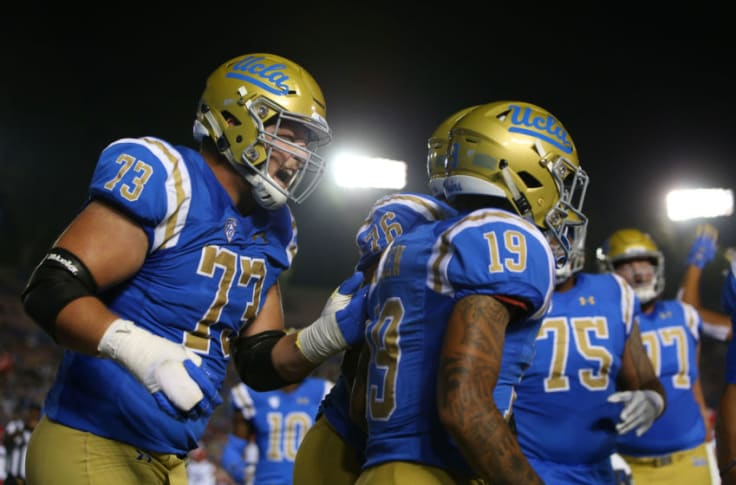 UCLA Football: Offensive line position preview