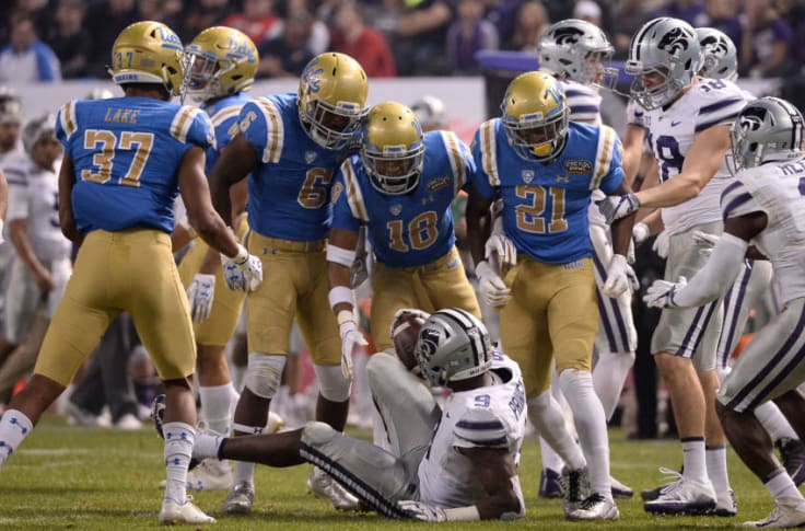 Ucla Football Roster Changes As Spring Practice Resumes