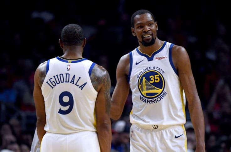 Golden State Warriors Is The Death Lineup Officially Dead