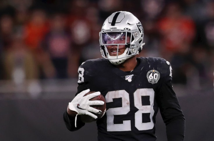 Oakland Raiders Josh Jacobs Is An Early Favorite To Win Rookie Of The Year