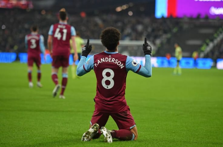 West Ham The Real Problem With Felipe Anderson