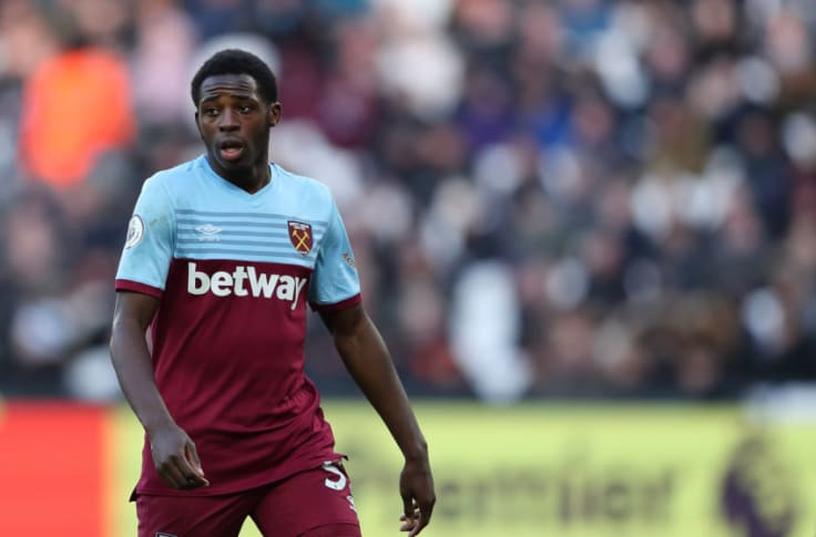 Jeremy Ngakia Rejects West Ham In Shock Move To Leave The Club