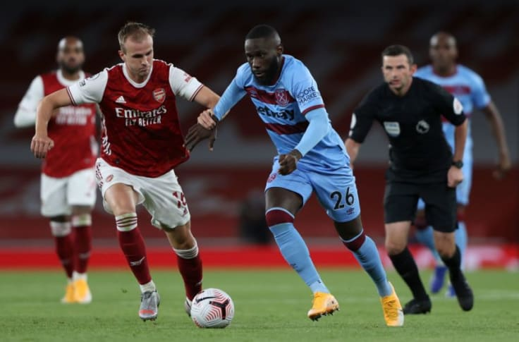 West Ham Player Ratings After Arsenal Seal 2 1 Win