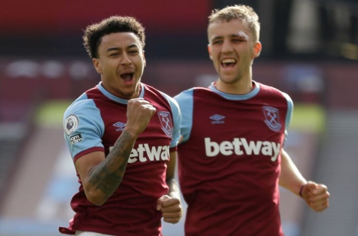 West Ham: Jesse Lingard Up For Player Of The Month Award