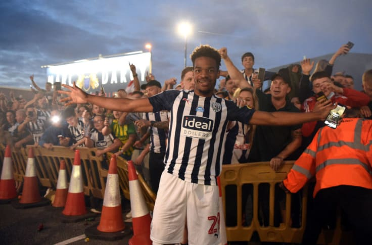 West Ham Grady Diangana Put On A Show In West Brom Promotion Match