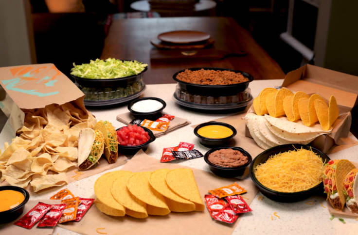 Taco Bell Is The Fast Food Chain Open On Thanksgiving Day 2020