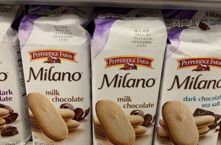 Milano Cookies Are The Best And Our Friday Favorite