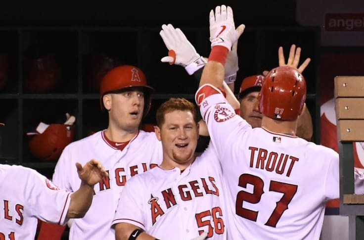 Los Angeles Angels Kole Calhoun By The Numbers