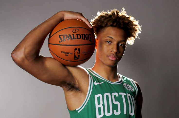 Boston Celtics Why Romeo Langford Will Be A Key Part Of C S Future