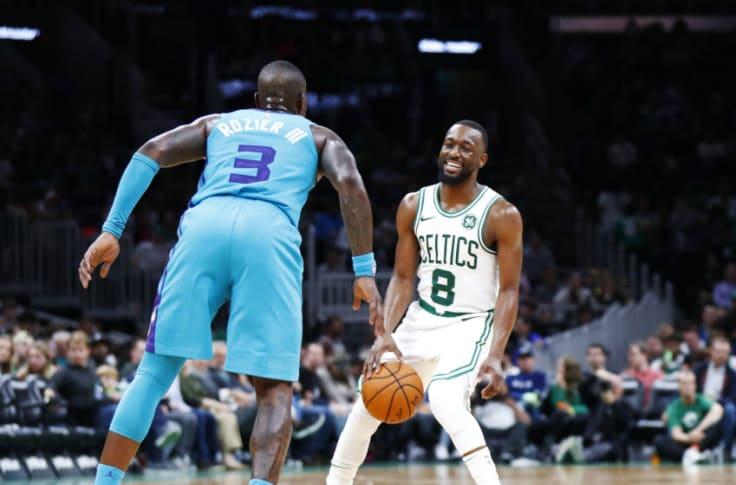 Is Boston Celtics star Kemba Walker the