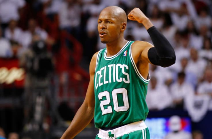 Boston Celtics: Why it's time to finally forgive Ray Allen