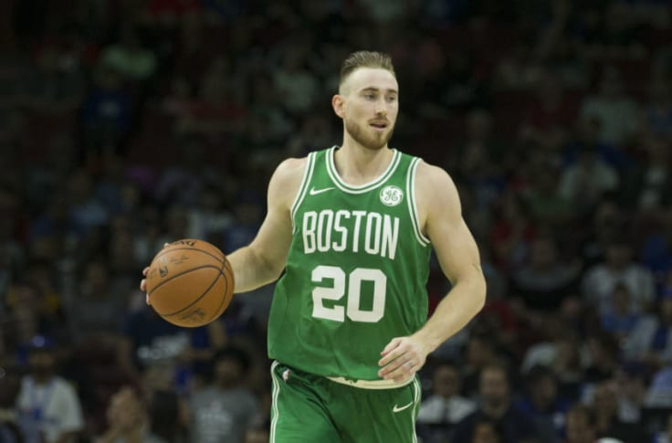 Boston Celtics Gordon Hayward 2018 19 Season Preview