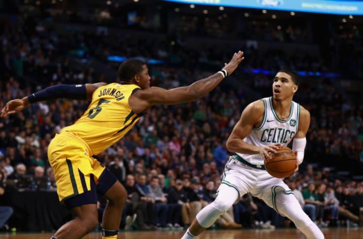 Boston Celtics Rookies Highlight Difficult Game Against Utah