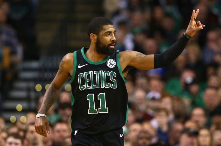 Is Kyrie Irving a Legit MVP Candidate
