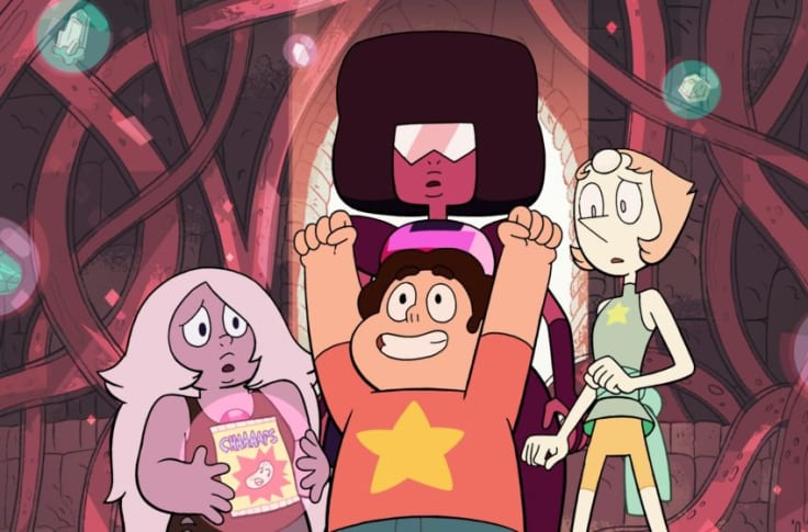 How Steven Universe Future Is Both Building Up And Tearing Down