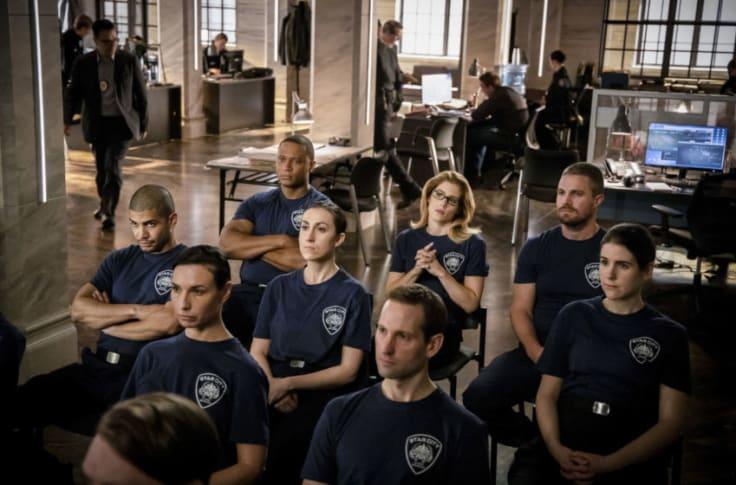Watch Arrow Season 7 Episode 15 Online