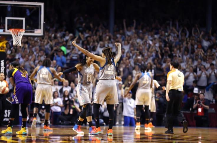 Seimone Augustus, still 'Money' for WNBA champion Minnesota Lynx