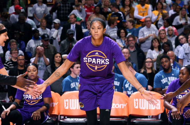 Wnba News Los Angeles Sparks Finalize Training Camp Roster