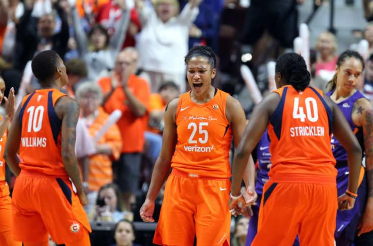 WNBA Podcast: Connecticut Sun season preview with David Siegel