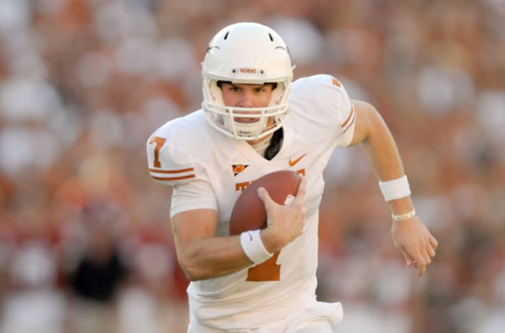 Texas Football 3 Most Disappointing Longhorns Qb S Since 2010 Page 4