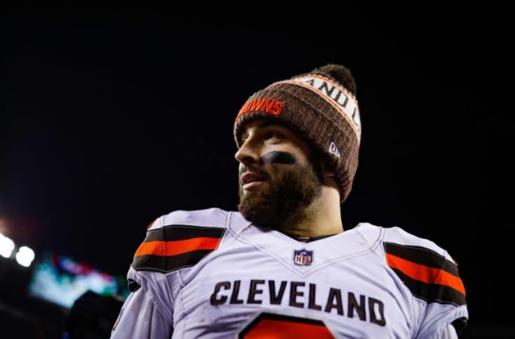 Garrett Gilbert Joins Baker Mayfield Cleveland Browns Post Aaf Collapse