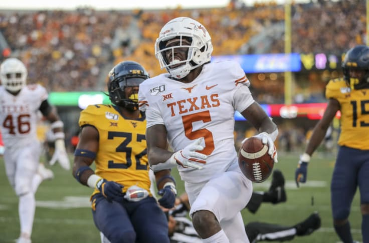 Texas Football Vs Wvu Tv Live Stream Game Time And Pick