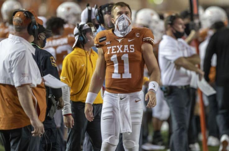 Texas Football Pff Completely Snubs Sam Ehlinger From Heisman Top 10