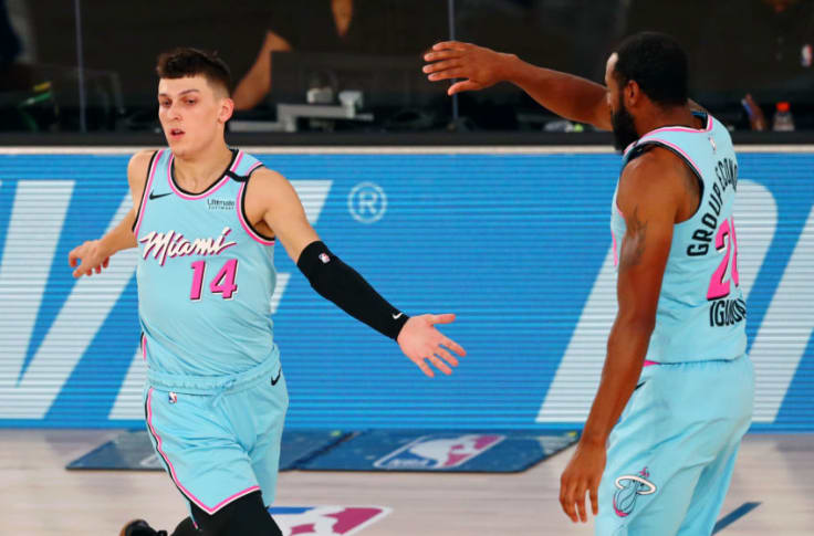 Tyler Herro Is Truly Breaking Out For The Miami Heat In The Nba Bubble