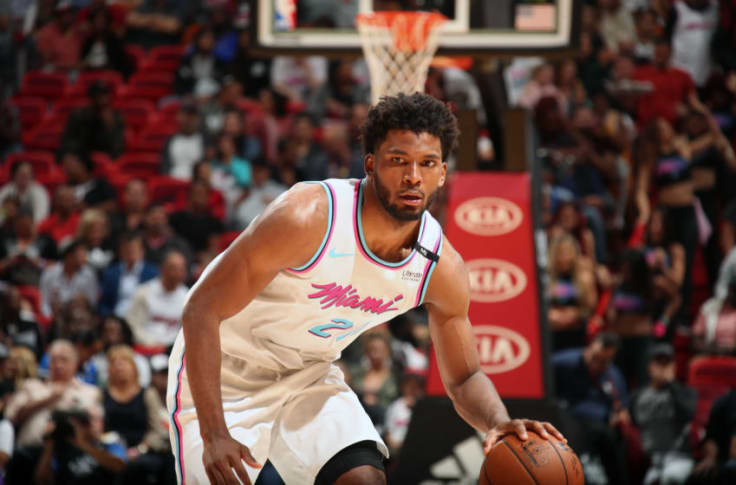 Miami Heat The Justise Winslow Coming Out Party