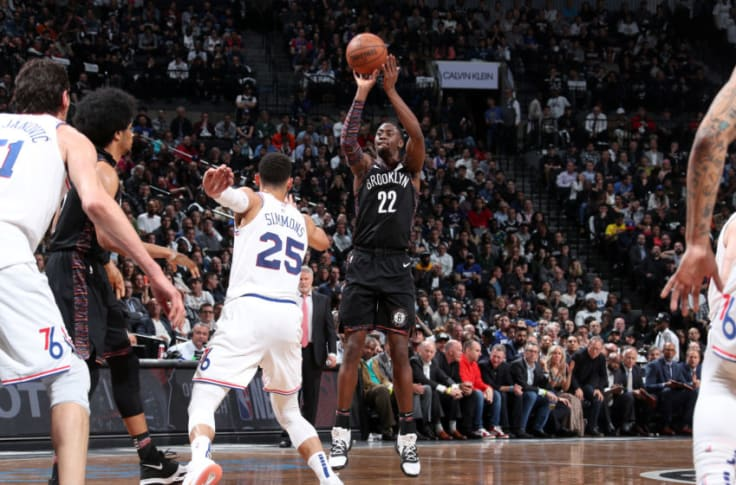 Brooklyn Nets Caris Levert Will Be The X Factor For Nets