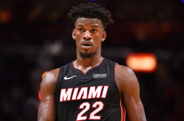 Miami Heat Jimmy Butler Giving Club A Whole New Look
