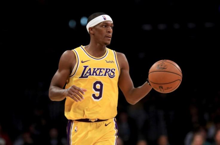 NBA Teams That Should Pursue Rajon Rondo In Free Agency