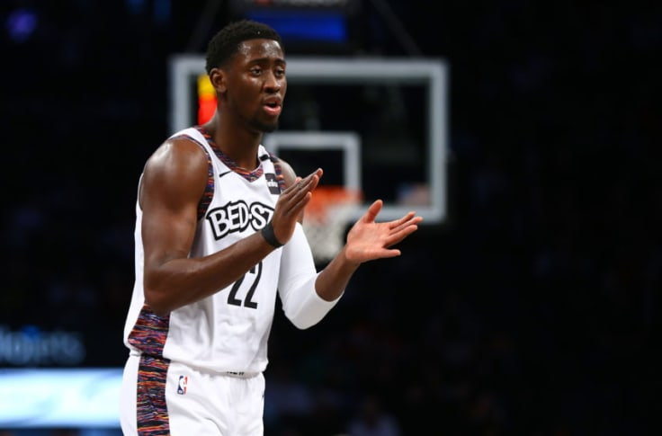 Brooklyn Nets Pay Attention To Caris Levert During Nba Restart