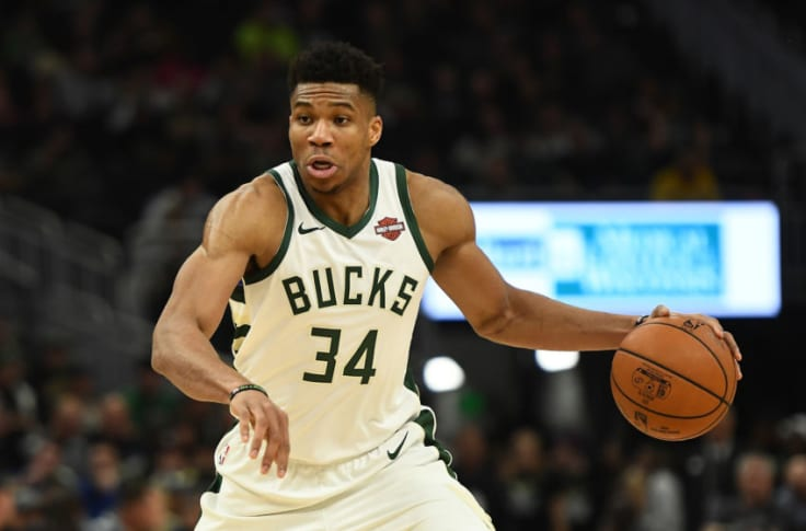 Toronto Raptors Is A Run At Giannis Antetokounmpo In 2021 Realistic