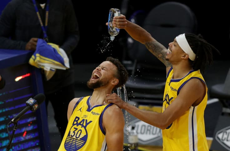 Golden State Warriors Give Stephen Curry The Respect He S Earned